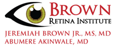 Brown Retina Inst Logo