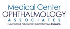 Medical Ctr. Ophthalmology Assoc. Logo