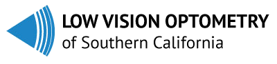 Low Vision Optometry of S. CA Logo