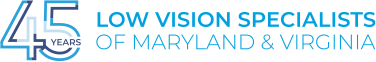 Low Vision Specialists of MD and VA Logo