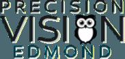 Precision Vision Edmond Logo