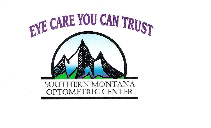 S. Montana Optometric Center Logo